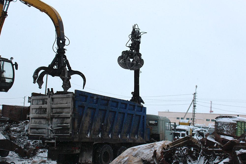 Прием металлолома на юго западной пункт приема металлолома москва в Нижнее Хорошево